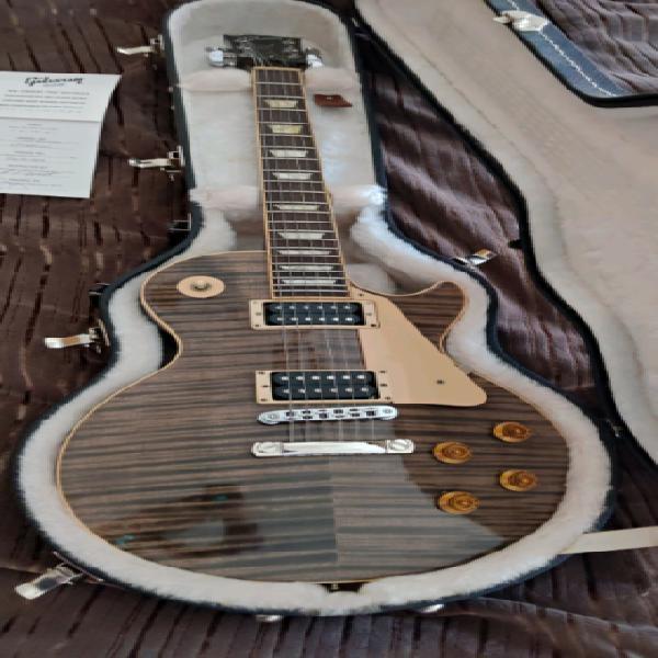 Gibson les paul blackwater 2010