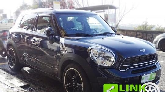 Mini cooper countryman automatica - full optional