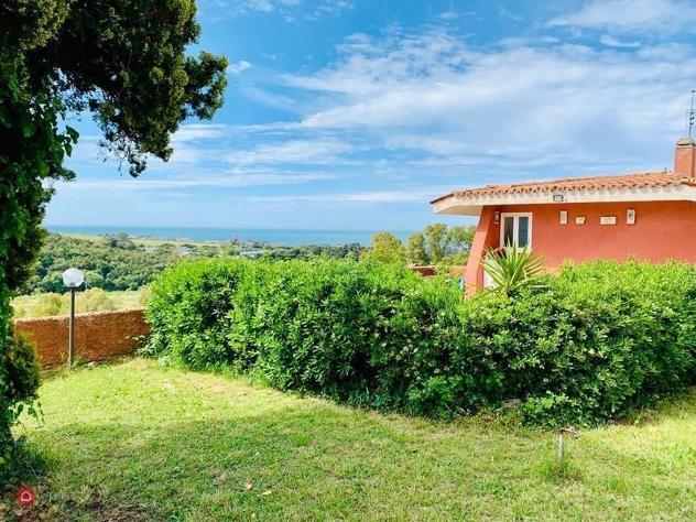 Villa in vendita a civitavecchia