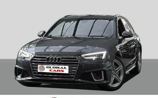 Audi a4 avant 40 tdi quattro s tronic/s line/virtual/acc