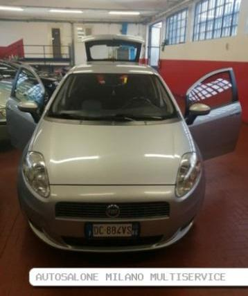 Fiat grande punto 1.4 -…