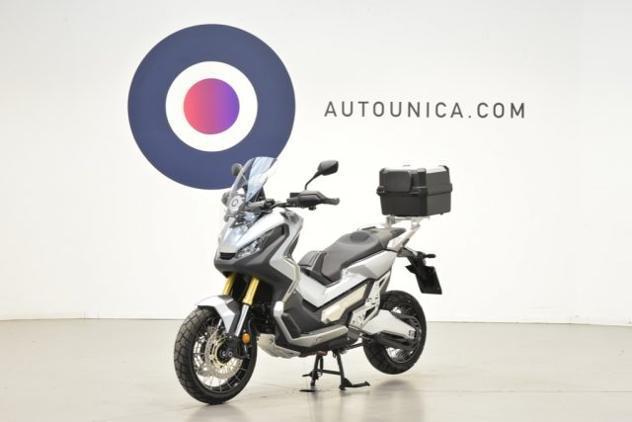 Honda x-adv 750 travel edition solo 550 km pari al nuovo