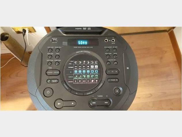 Impianto stereo (sony) nuovo