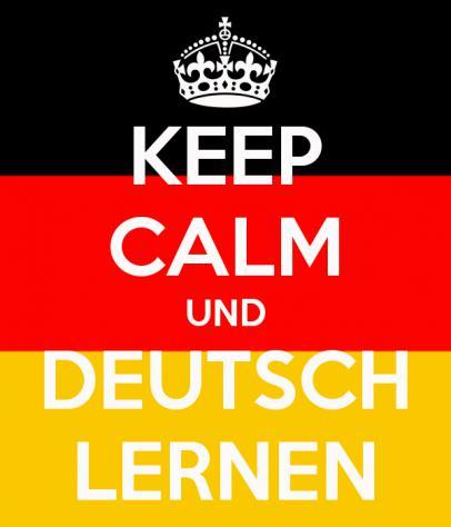 Lezioni di tedesco (anche via skype), assistenza al