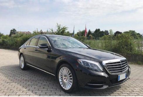Mercedes benz s 350 d 4matic premium/unico prop./uff. italia