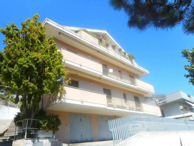 Pescara colli, poste via di sotto, quadrilocale 2wc e garage