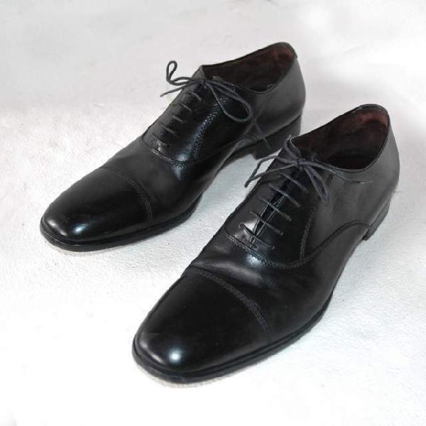 Scarpe mauro grifoni uomo originali nere