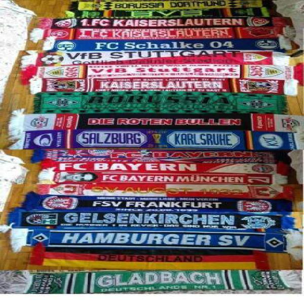 Sciarpe squadre calcio varie anni 80/90/00