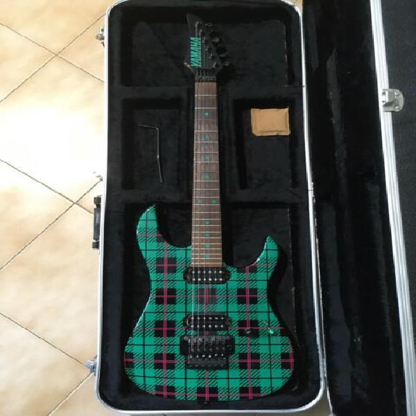 Yamaha rgx820r blues saraceno chitarra rara