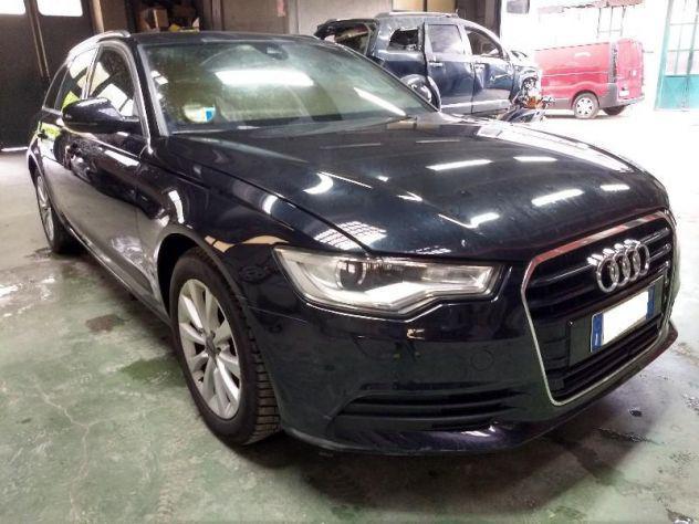 Audi a6 avant 2.0 tdi 177 cv iv serie