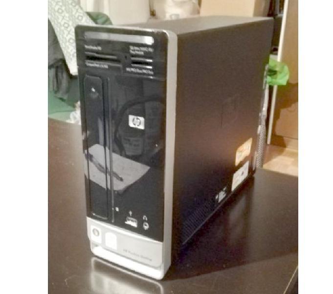 Computer fisso hp pavilion slimline s3020 ultracompatto