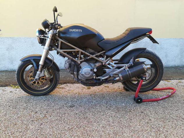 Ducati monster 620 i.e. depotenziata kw 24 anno 2002 km33845