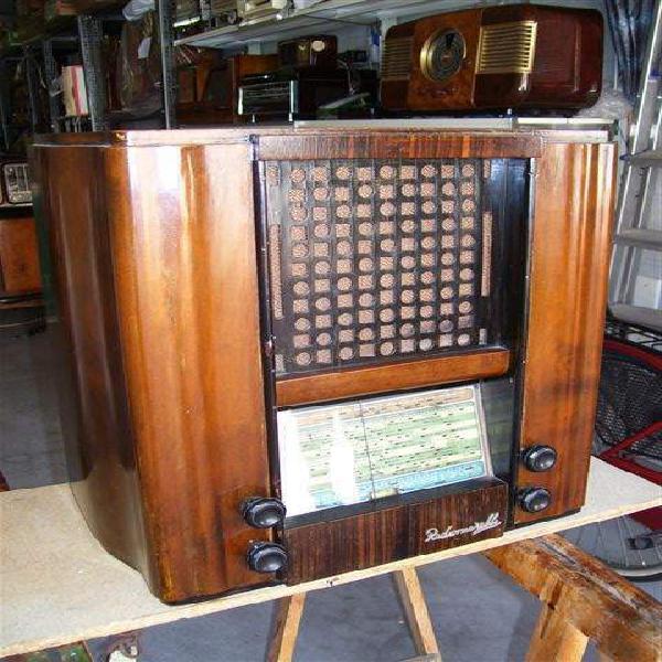 Radio marelli mod. alcor (anno 1937)