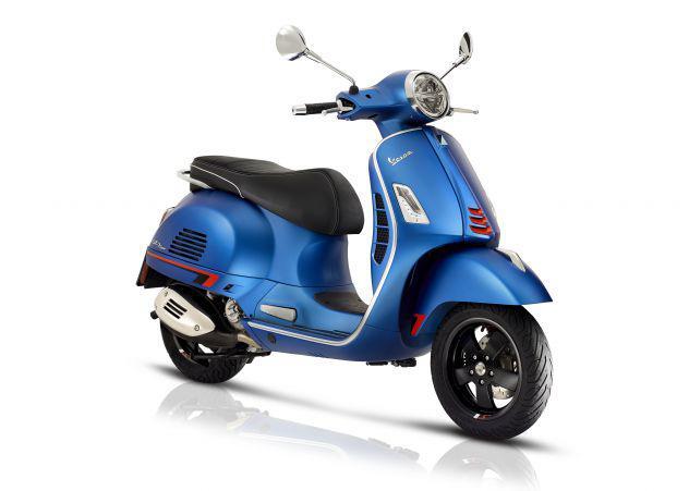 Vespa gts 300 super sport hpe (2019) nuova a milano