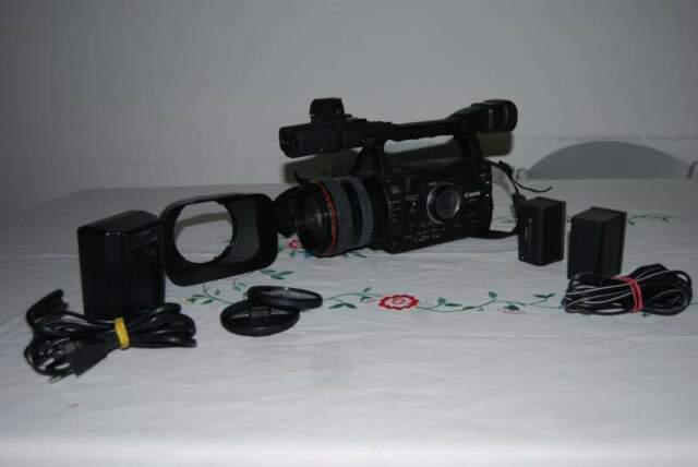 Videcamera canon xh a1 hdv