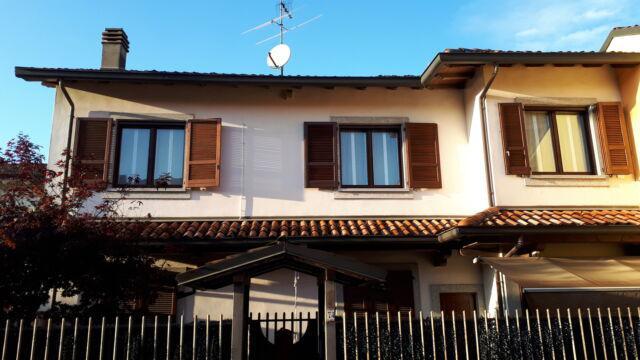 Villa unifamiliare in centro a sant'angelo lodigiano