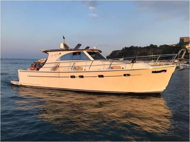 Barca a motore cantiere estensi goldstar anno2011 lunghezza