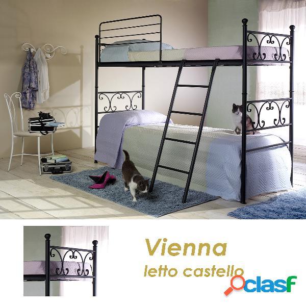Letti A Castello Di Violetta.Letto Vienna Ferro Offertes Dicembre Clasf