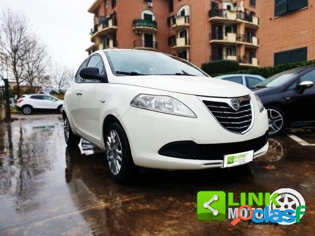 Lancia ypsilon gpl in vendita a guidonia montecelio (roma)