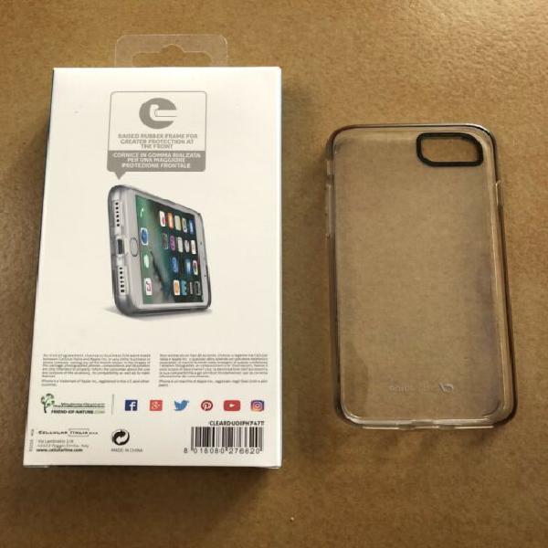 Cellularline Book Touch - iPhone SE/5S/5 Custodia a libro con