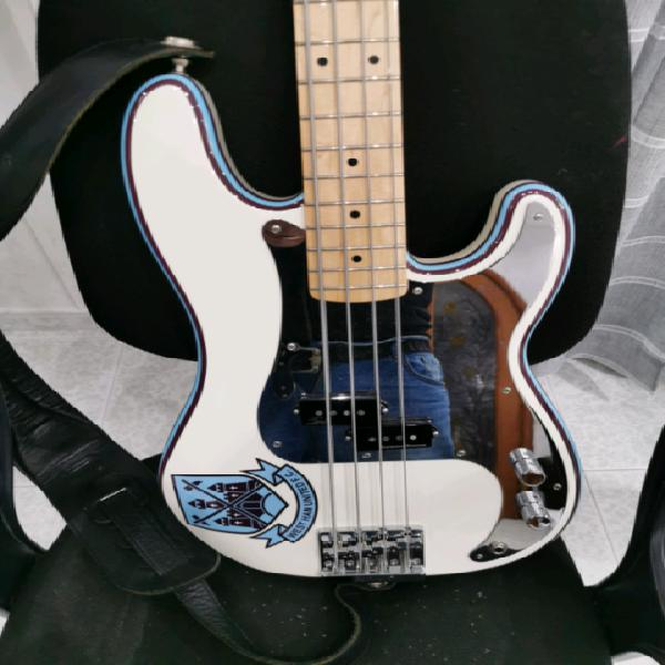 Fender precision bass steve harris