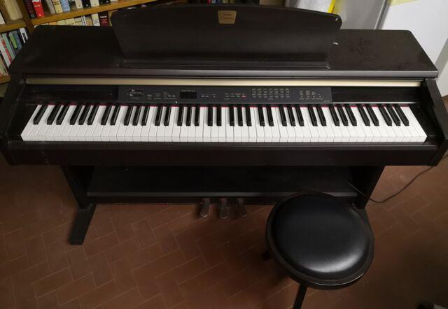 Pianoforte digitale yamaha clavinova clp-120