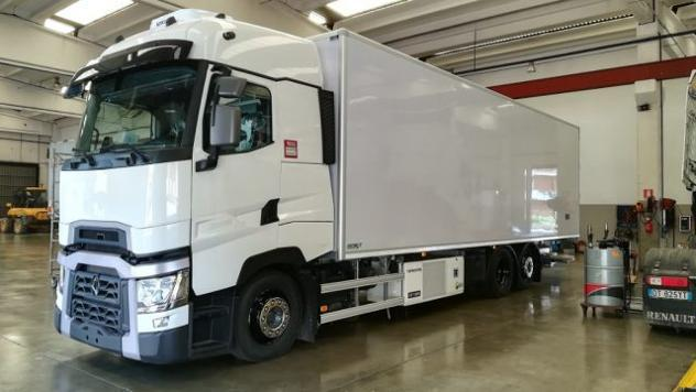 Renault t 480 highcab p6x2 isotermico rif. 12643397
