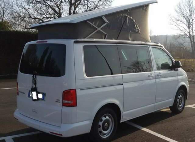 Volkswagen california vw t5 garanzia km 32.000