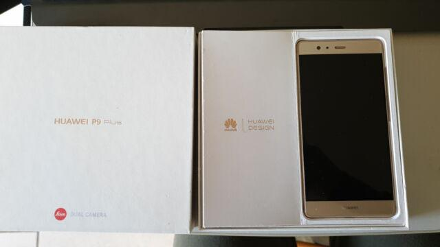 Huawei p9 plus + accessori