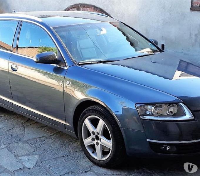 Audi a 6 3°serie cc. 2700 v6 tdi 190 cv sw