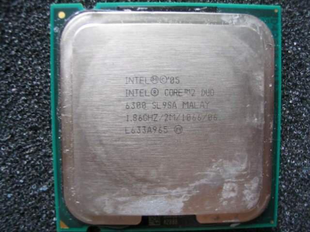 Processori vari socket, senza dissipatore