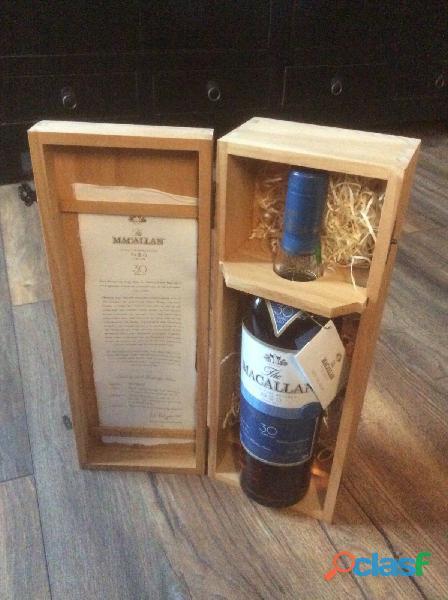 Macallan 30 anno whisky