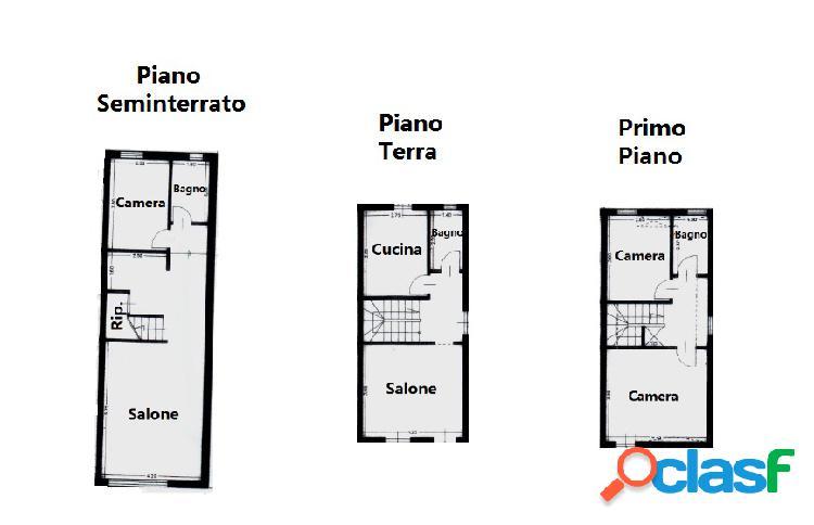 Cerreto-ampia villa di nuova costruzione € 265.000 t505
