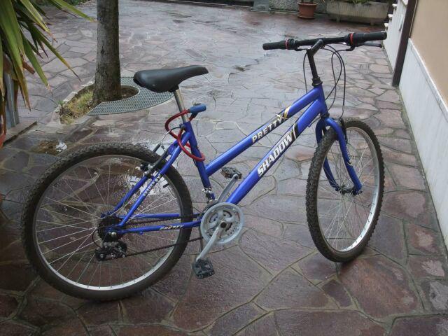 Bici, bicicletta da uomo