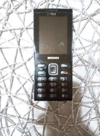 Cellulare Brondi Tex dual sim