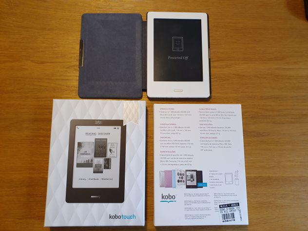Kobo touch e-reader