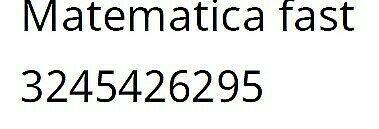 Matematica e fisica si inizia per i debiti
