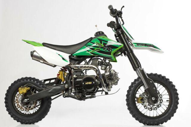 Motocross kxd 502 125cc nuovo