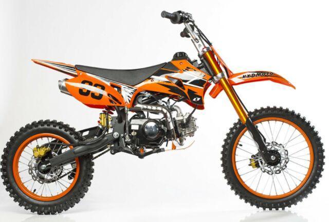 Motocross kxd 608 125cc nuovo