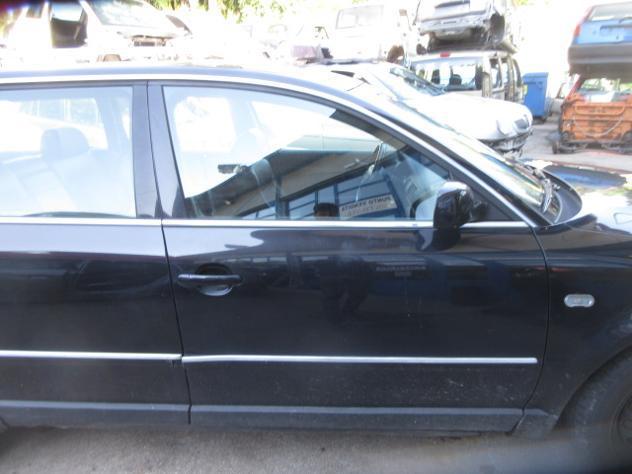 Porta anteriore dx volkswagen passat del 2002