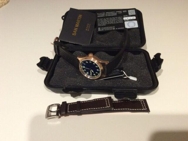 Prezzo regalo watch bronzo nuovo