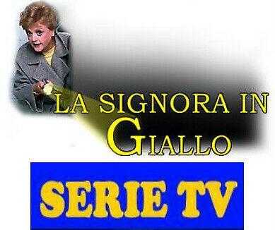 Serie.televisiva la signora in giallo. serie completa