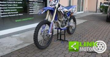 Yamaha yz 250 f, perfetta