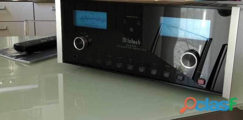 Amplificatore integrato mcintosh ma6300