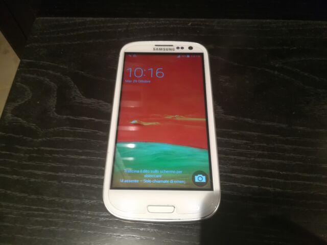 Cellulare smartphone samsung galaxy s3 neo gt-i9301