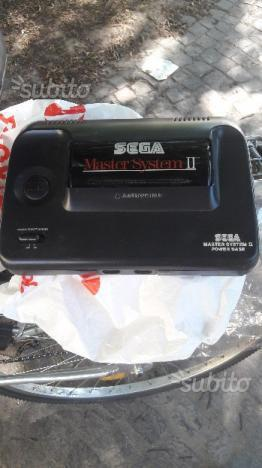 Console sega master system 2