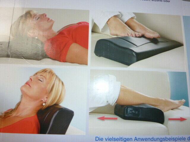Blu Cuscino di Supporto in Schiuma di Memoria Ortopedica Pieghevole Cuscino di Sollevamento del Sedile Cuscino a Doppio Comfort Cuscino di Sollevamento del Cuscino del Sedile