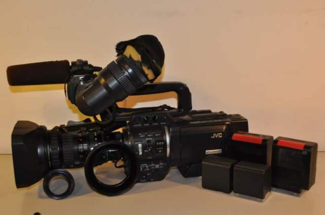 Jvc gy-hd100 kit