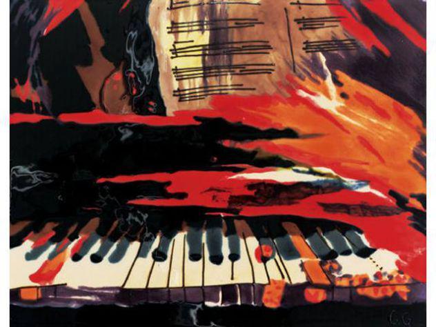 Lezioni di pianoforte, tastiera, improvvisazione