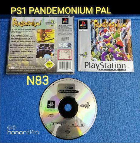 Ps1 pandemonium pal